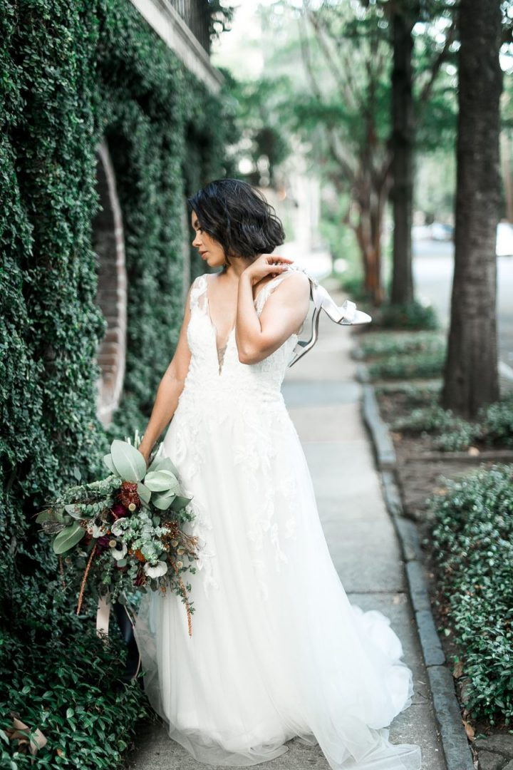 Mary Elizabeth Bridal- Styled Shoot- Flowers- bouquet- the flower shop bluffton- Makeup- jonettlesartistry- Bronston Wedding Photography